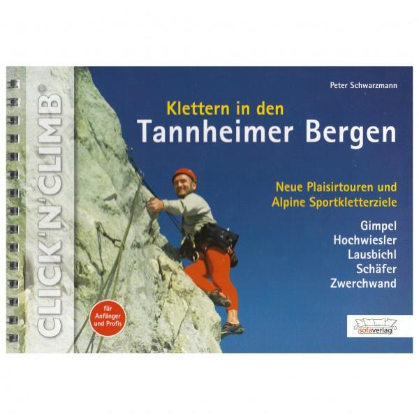 Sofa Verlag - Klettern in den Tannheimer Bergen - Climbing guide