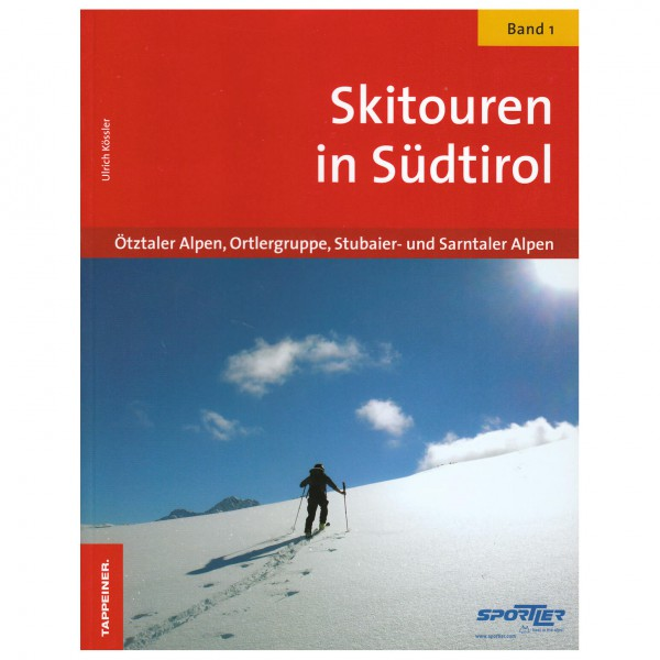 Tappeiner - Skitouren Südtirol Band I - Skitourenführer