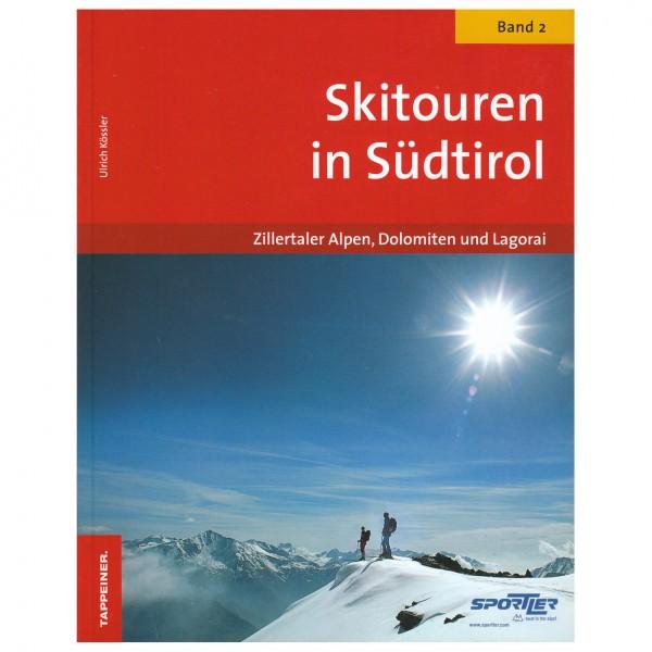 Tappeiner - Skitouren Südtirol Band II - Lasketteluretkioppaat