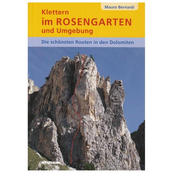 Athesia Tappeiner Verlag - Klettern im Rosengarten und Umgebung - Kiipeilyoppaat