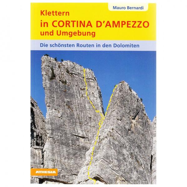 Athesia Tappeiner Verlag - Klettern in Cortina d'Ampezzo und Umgebung - Climbing guide