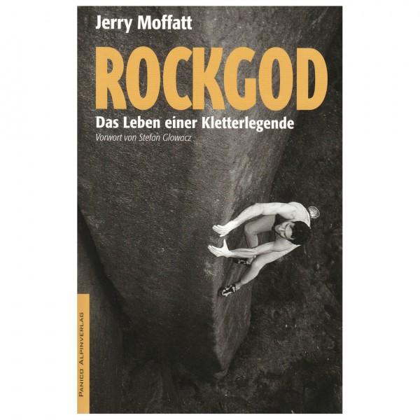Panico Alpinverlag - Rockgod, Das Leben einer Kletterlegende