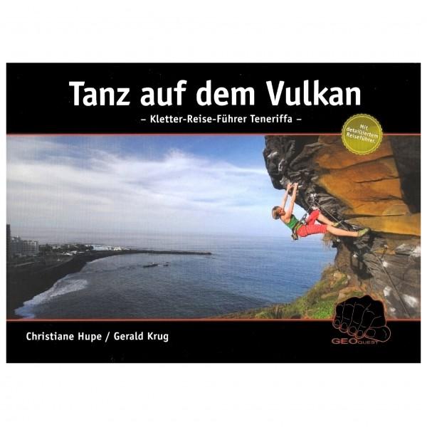Geoquest-Verlag - Tanz auf dem Vulkan - Guides d'escalade