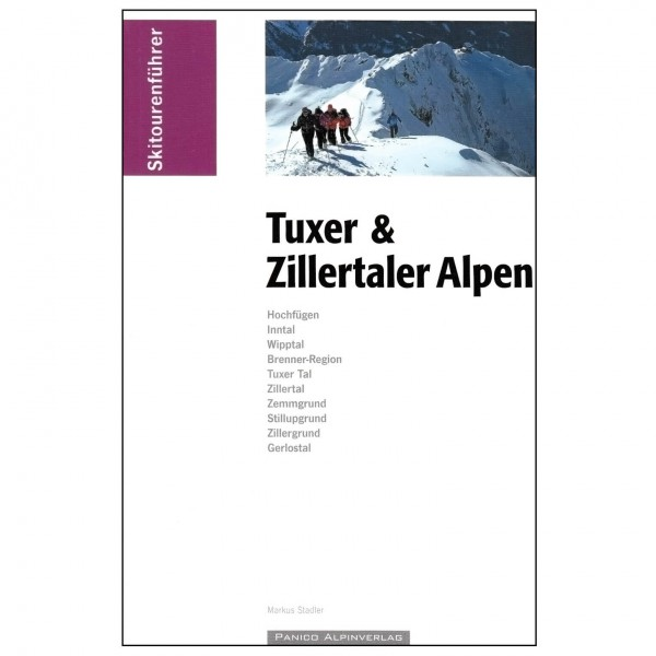 Panico - Skitourenführer Tuxer & Zillertaler Alpen