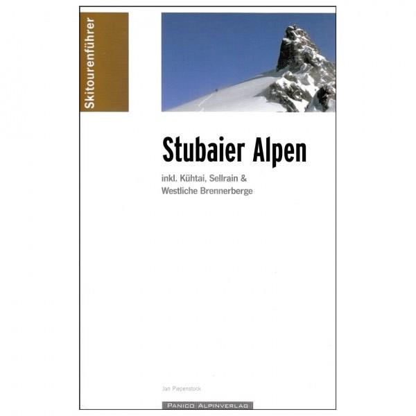 Panico Alpinverlag - Skitourenführer Stubaier Alpen - Lasketteluretkioppaat
