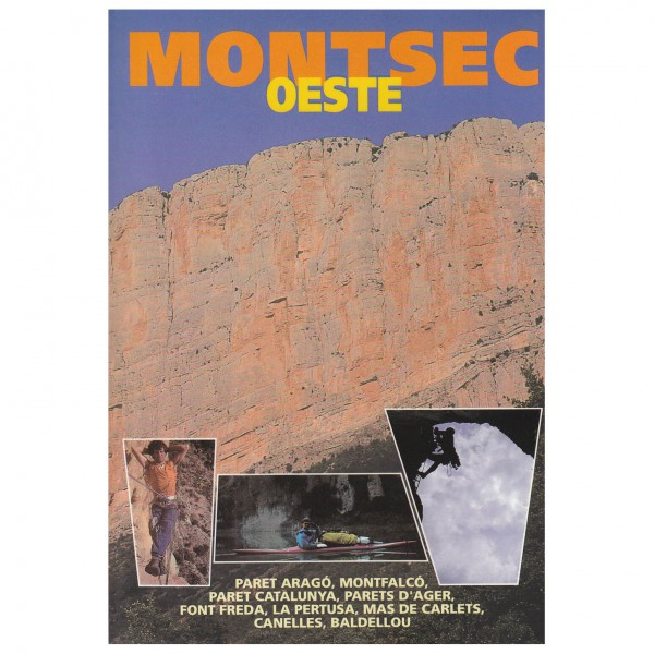 Supercrack - Montsec Oeste - Climbing guides