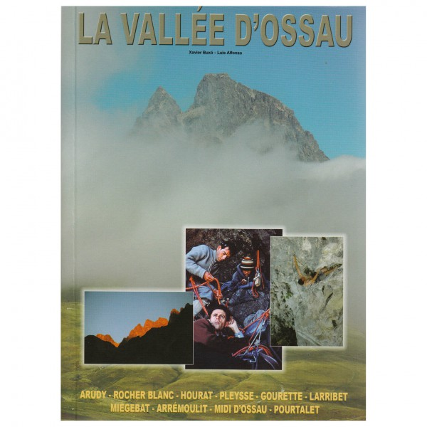 Supercrack - La Vallée D'Ossau - Kiipeilyoppaat