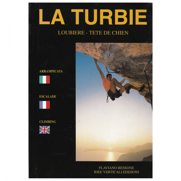 Idee Verticali - La Turbie: Loubiere - Klätterförare