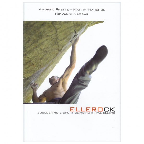 Idee Verticali - Local Ellerock - Boulderführer