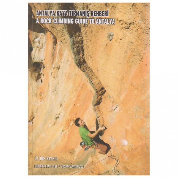 Verlag Jäger - A Rock Climbing Guide to Antalya - Klatreguides