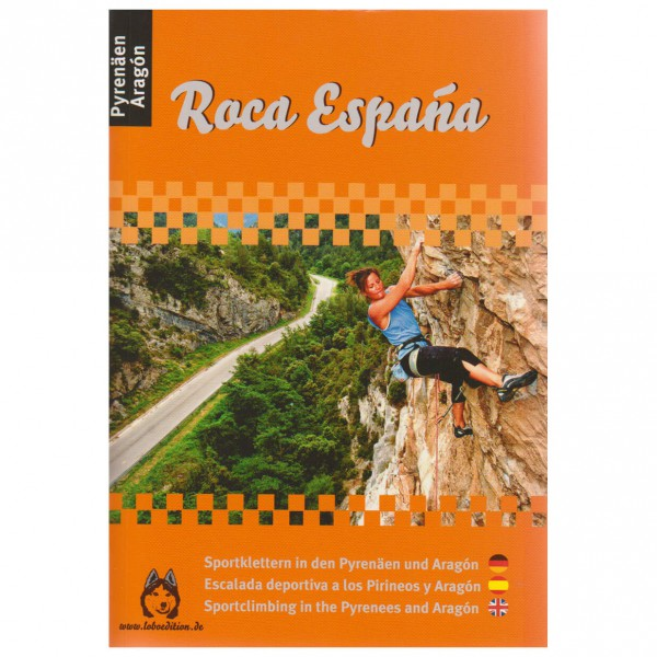 Lobo Plus - Roca Espana - Kletterführer