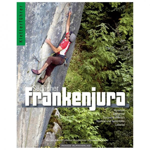 Panico Alpinverlag - Südlicher Frankenjura - Kletterführer