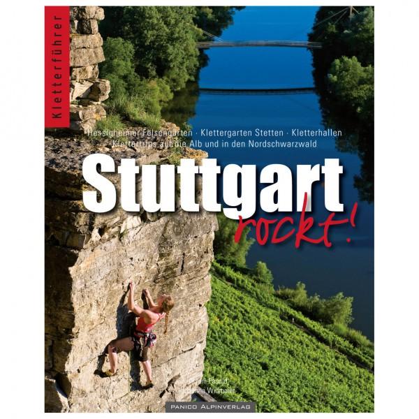 Panico Alpinverlag - Stuttgart rockt! - Climbing guides