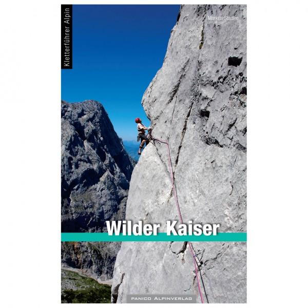 Panico Verlag - Wilder Kaiser - Klimgidsen