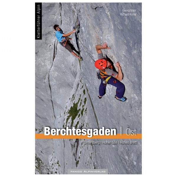 Panico Alpinverlag - Berchtesgaden Ost - Klatreguides