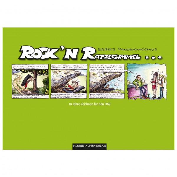 Panico Alpinverlag - Rock' n Ratzefummel - Klettercomic