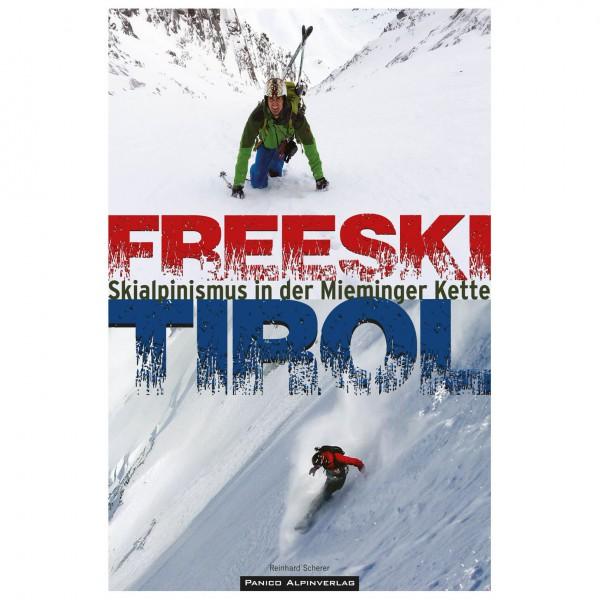 Panico Alpinverlag- Freeski Tirol - Mieminger Kette