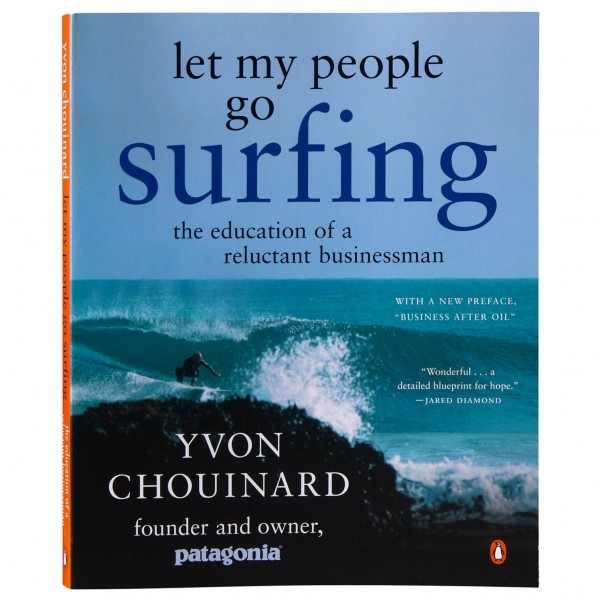 The Penguin Press - Let My People go Surfing