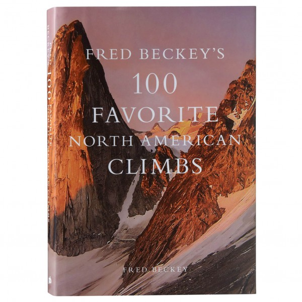 Patagonia Books - Fred Beckey's 100 Favorite Climbs