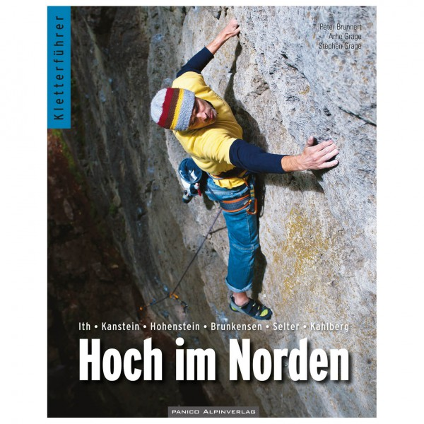 Panico Alpinverlag - Hoch im Norden - Climbing guides