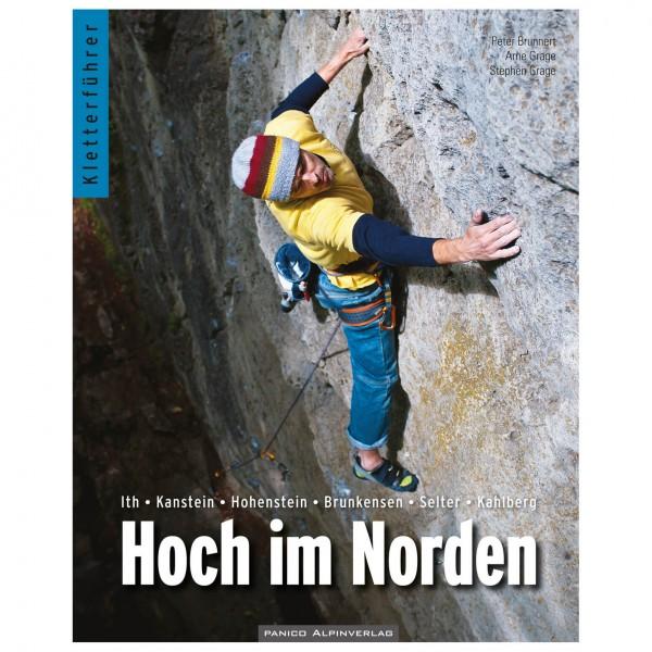 Panico Alpinverlag - Hoch im Norden - Guides d'escalade