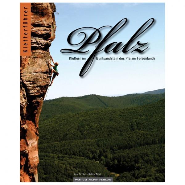 Panico Alpinverlag - Kletterführer Pfalz - Klätterförare