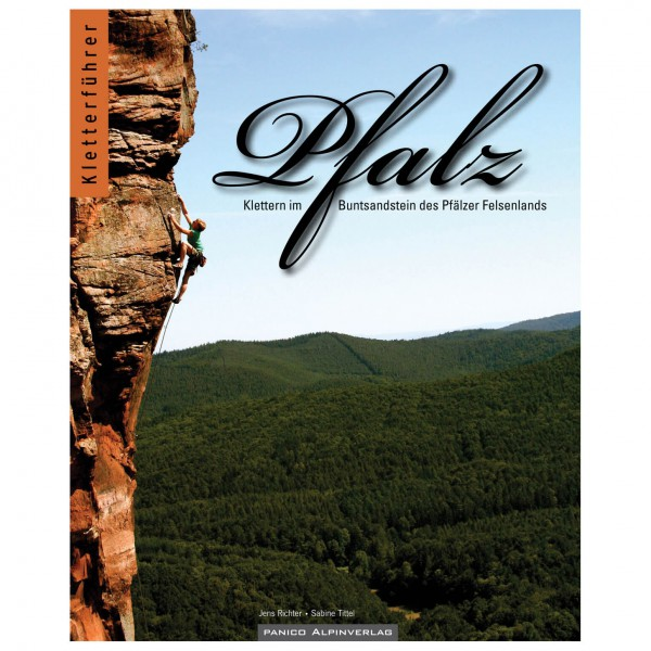 Panico Alpinverlag - Kletterführer Pfalz - Kletterführer