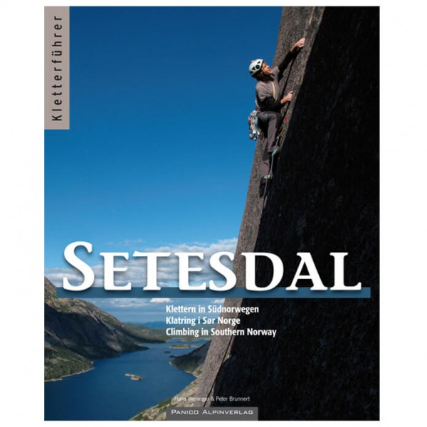 Panico Alpinverlag - Setesdal - Klettern in Südnorwegen