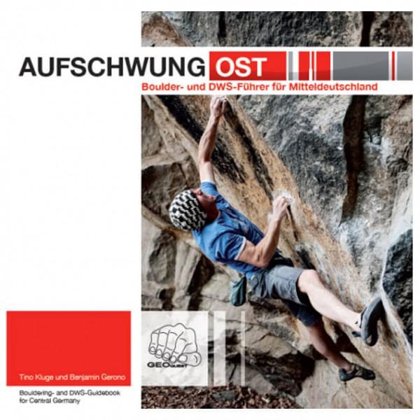 Geoquest-Verlag - Aufschwung Ost - Bouldering guides