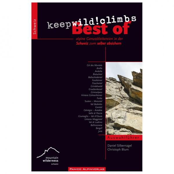 Panico Alpinverlag - Best of keepwild Climbs - Klatreguide