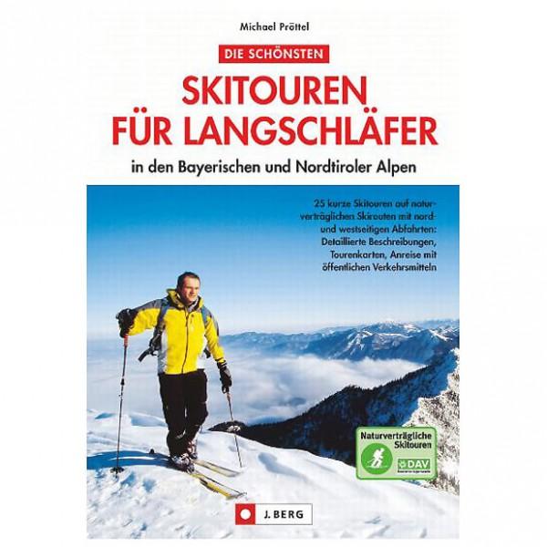 J.Berg - Skitouren für Langschläfer - Ski tour guide
