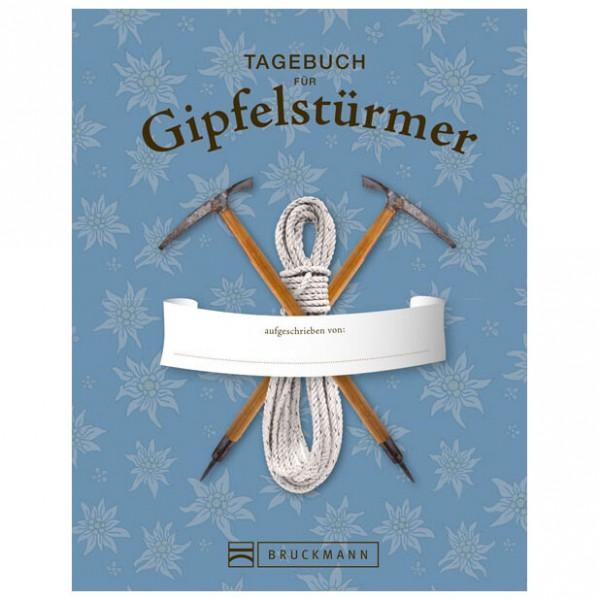 Bruckmann - Tagebuch für Gipfelstürmer - Alpinguider