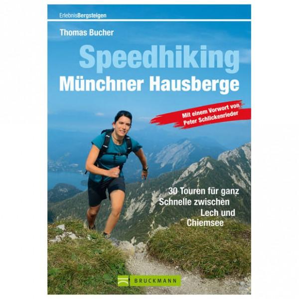 Bruckmann - Speedhiking Münchner Hausberge - Alpine guide