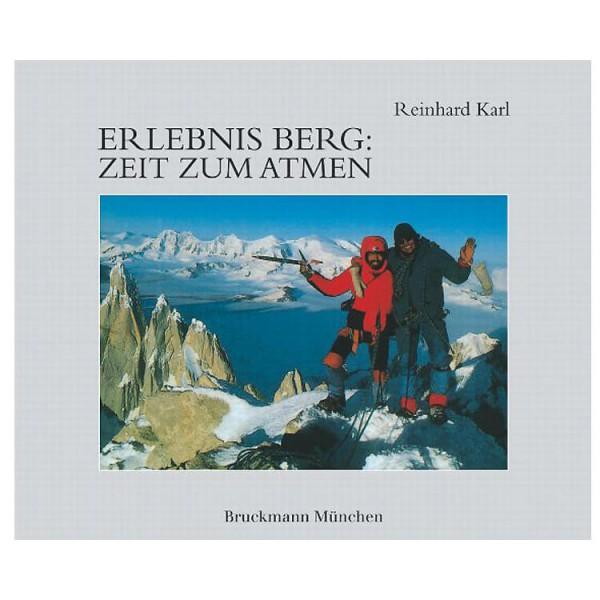 Bruckmann - Erlebnis Berg: Zeit zum Atmen