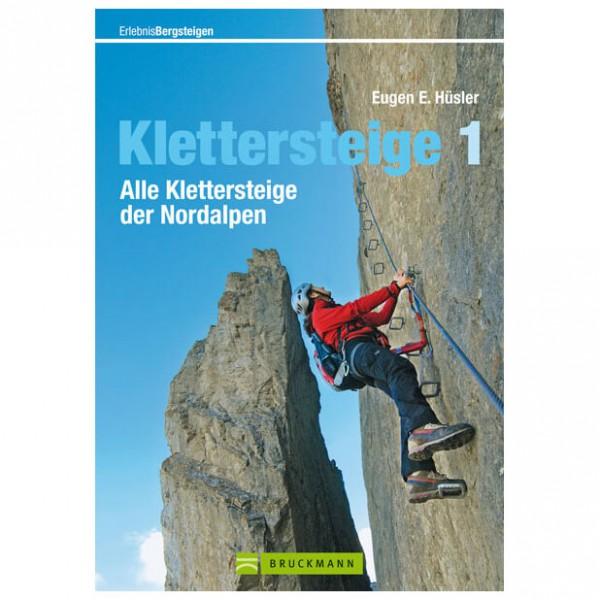 Bruckmann - Klettersteige 1 - Via ferrata guide