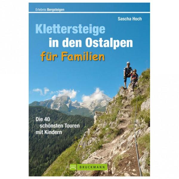 Bruckmann - Klettersteige in den Ostalpen für Familien - Via ferrata -oppaat