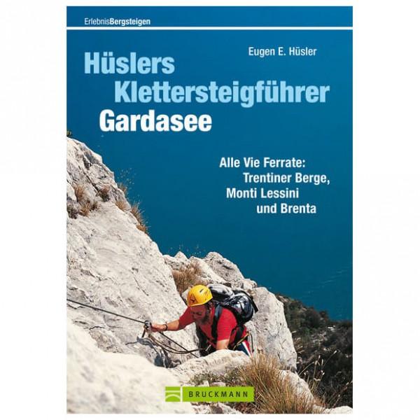 Bruckmann - Hüslers Klettersteigführer Gardasee