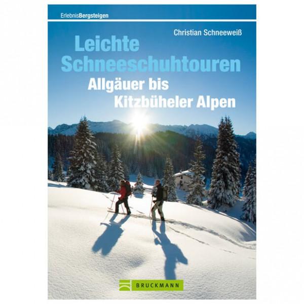 Bruckmann - Leichte Schneeschuhtouren Allgäu bis Kitzbühel - Wanderführer