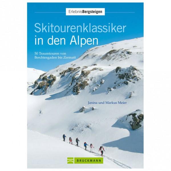 Bruckmann - Skitourenklassiker in den Alpen - Skitourenführer