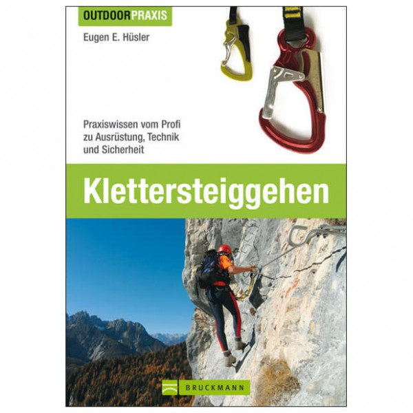 Bruckmann - Klettersteiggehen