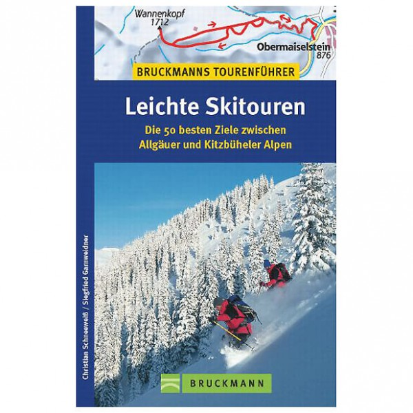 Bruckmann - Leichte Skitouren - Skidtursguider
