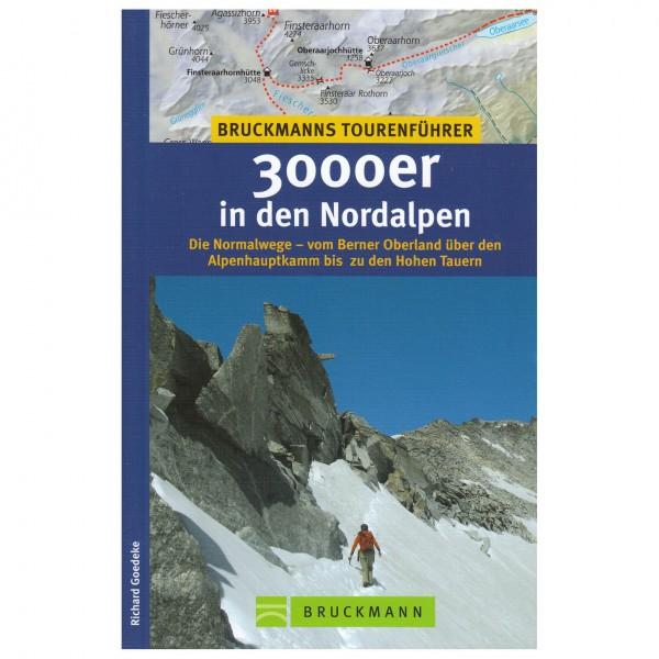 Bruckmann - 3000er in den Nordalpen