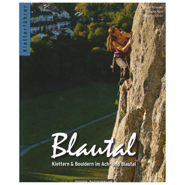 Panico Alpinverlag - Klettern + Bouldern im Ach- und Blautal - Climbing guide