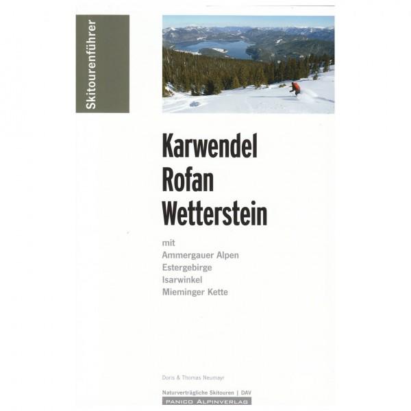 Panico Verlag - Karwendel, Rofan, Wetterstein