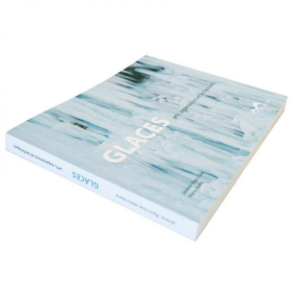 Blue Ice - Glace, arts expériences et techniques