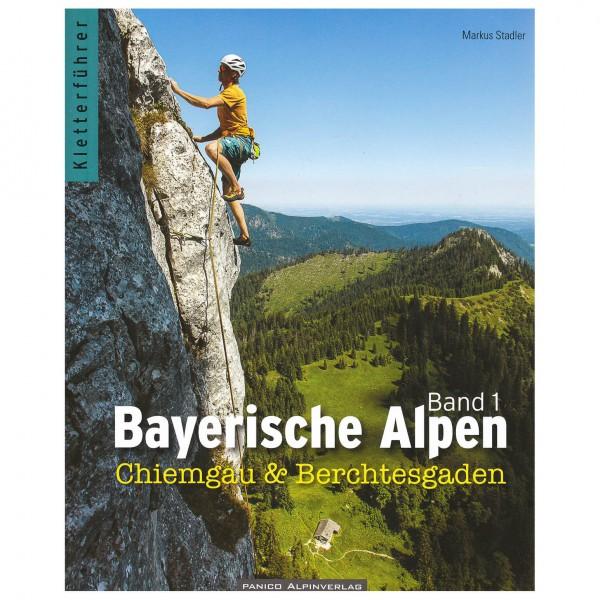 Panico Alpinverlag - Bayrische Alpen I - Kiipeilyoppaat