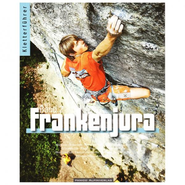 Panico - Frankenjura Band 2 - Guides d'escalade