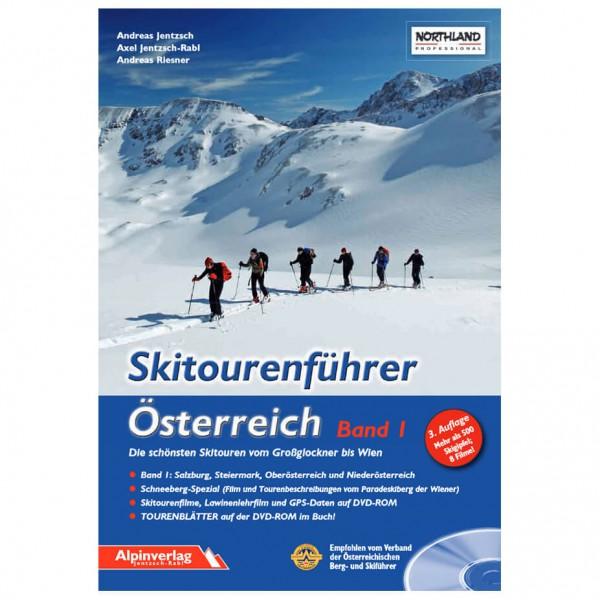 Alpinverlag - Skitourenführer Österreich - Lasketteluretkioppaat