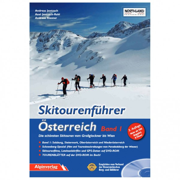 Alpinverlag - Skitourenführer Österreich - Ski tour guide