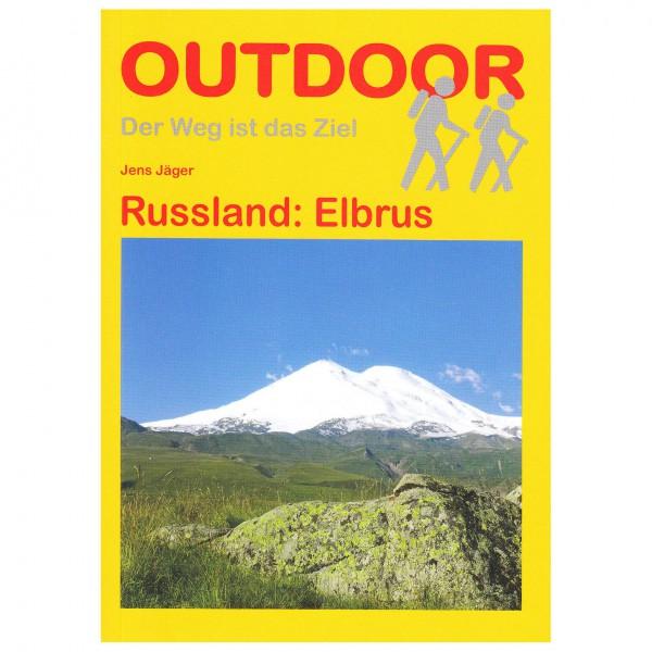 Conrad Stein Verlag - Russland Elbrus - Alpinführer